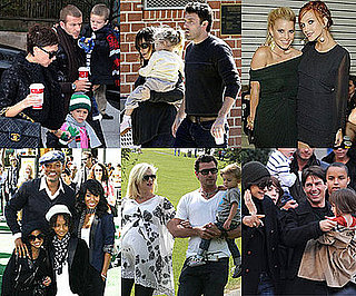 Which Celeb Family Would You Want to Spend Christmas With?