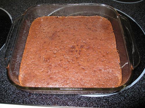 Ten-Minute Microwave Brownies
