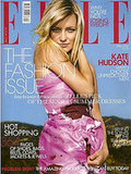Kate Hudson on Elle UK April 2008