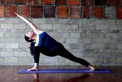 How to Do Extended Side Angle Pose