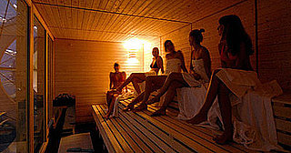 Where Do You Stand: Talking in the Sauna?