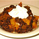 Healthy Recipe: Vegetarian Black Bean Chili