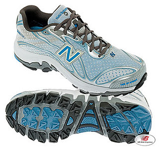 Get in Gear: New Balance Waterproof Sneakers