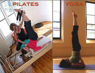 You Asked: How Do Yoga and Pilates Differ?