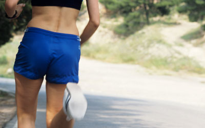 Running Tip: Run From Your Pelvis