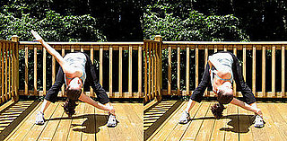 Stretch It: Windmill Spinal Twist