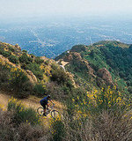 Pasadena, CA: Mount Lowe Railroad Trail