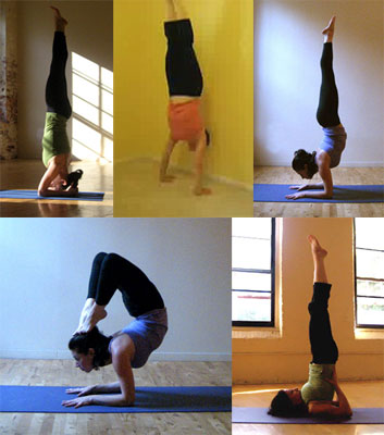 Which of these inversions is your favorite?