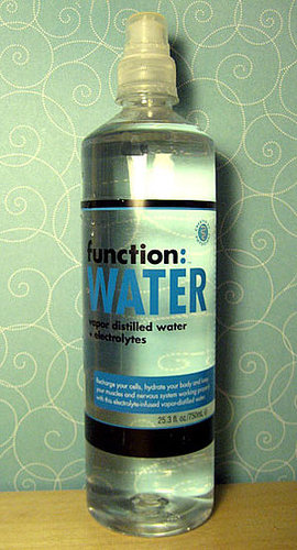 What's the Deal With Function Water?