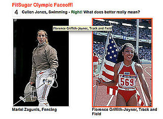 Play FitSugar's Summer Olympics Faceoff!