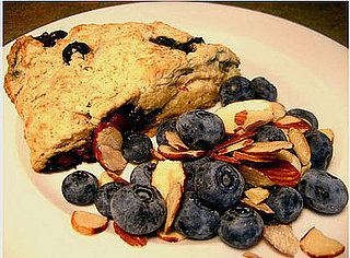 Bake It: Blueberry Almond Scones