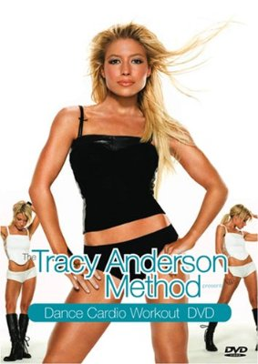 Review of Workout DVD by Madonna's Trainer: Tracy Anderson Dance Cardio Workout