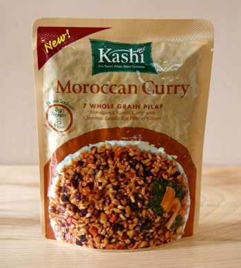 Food Review: Kashi Moroccan Curry Whole Grain Pilaf