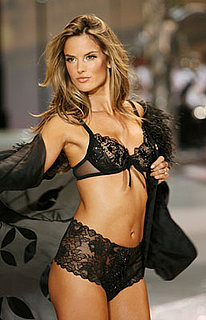 VS Angel Alessandra Ambrosio Struts Her Post-Baby Bod 2008-11-21 03:30:00