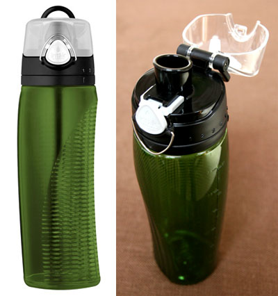 Gear Review: Intak BPA Free Water Bottle