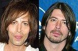 Steven Cojocaru and Dave Grohl