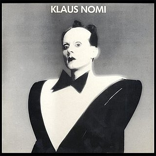 Flashback: Klaus Nomi, Singer, Performer, and Weirdo Extraordinaire