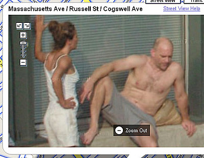 Google Street Views Delivers