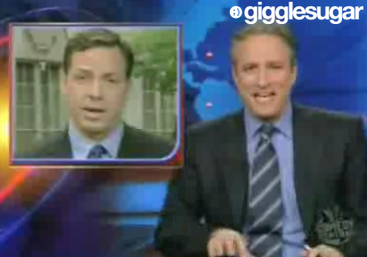 Jon Stewart Makes Fun of Anti-Obama Pundit on the Daily Show