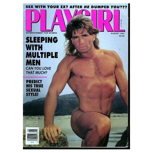 Playgirl: Cro-Magnon Issue!