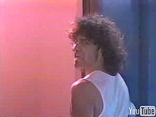 "Flashback: Billy Squier in ""Rock Me Tonight"""