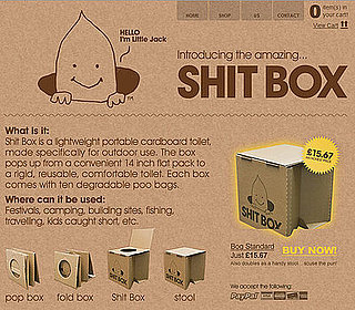 Product of the Day: Sh*t Box