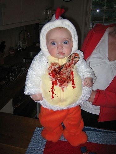 Baby Alien Host