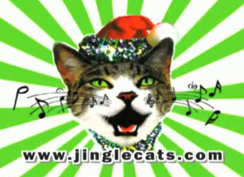 It's That Time Again...For Jingle Cats!