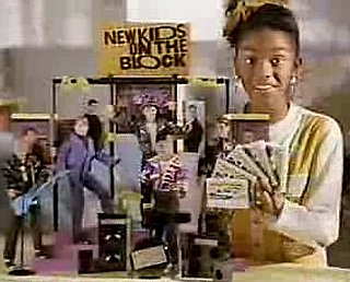 '80s New Kids on the Block Commercial