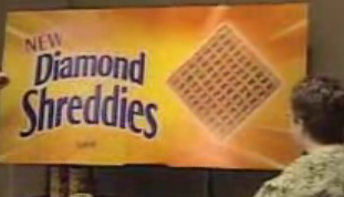 """Diamond"" Shreddies Market Research"
