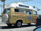 Look Ma, the Ice Cream Man!