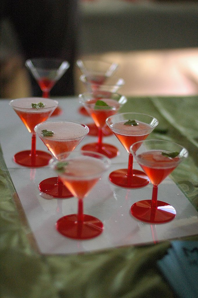 Drinking the Tasting Tent: Cocktails