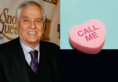 Garry Marshall Is That Into Valentine's Day