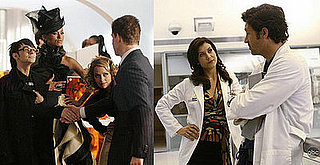Kate Walsh on Grey's Anatomy and Christian Siriano on Ugly Betty