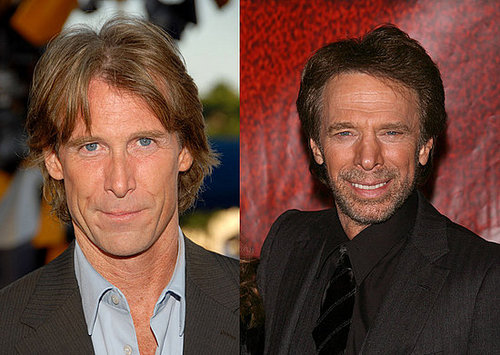Jerry Bruckheimer, Michael Bay Mull HBO Series