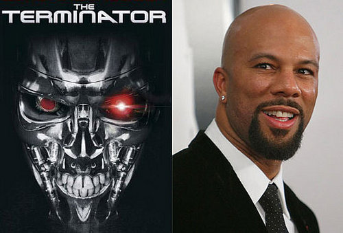 Common Gives Us A Reason to See Terminator 4