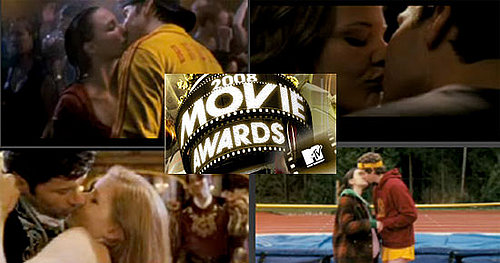 MTV Movie Awards, Best Kiss