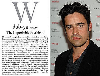 W Gets Jesse Bradford, Unveils Movie Poster