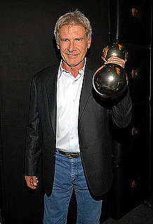 Harrison Ford Goes from Indy to Crowley
