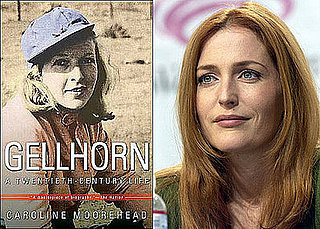 Gillian Anderson Takes Non-X-Files Role as Martha Gellhorn