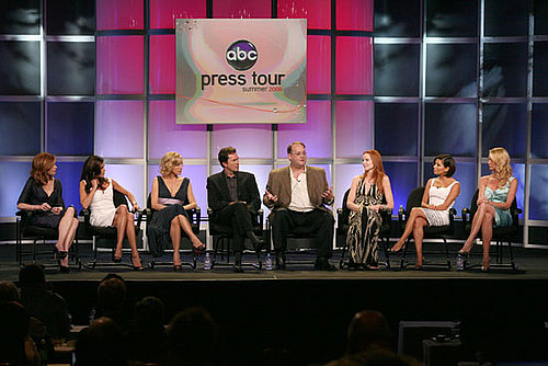 Desperate Housewives News from Teri Hatcher, Marcia Cross, Marc Cherry at TCA