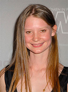 Mia Wasikowska to Play Alice in Wonderland
