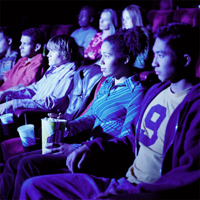 Opening-Weekend Movie Crowds