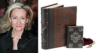J.K. Rowling's Tales of Beedle the Bard to Be Published Dec. 4