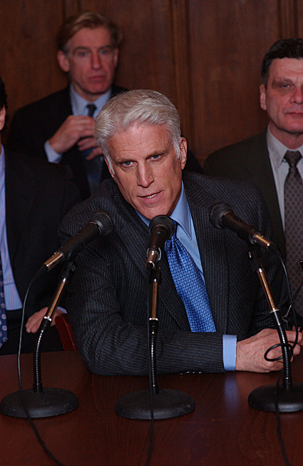 Ted Danson, Damages