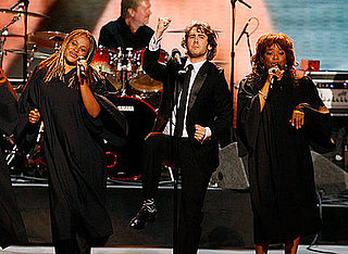 Love It or Leave It: Josh Groban's TV Theme Song Montage