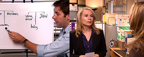 "The Office Rundown: Episode Four, ""Baby Shower"""