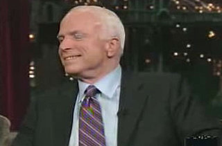 McCain/Letterman, Biden/Leno, SNL/Crazy Lady? All Here!