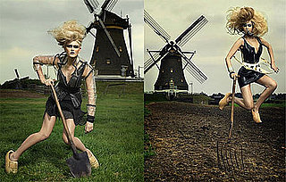 "America's Next Top Model Quiz: ""Good Times & Windmills"""