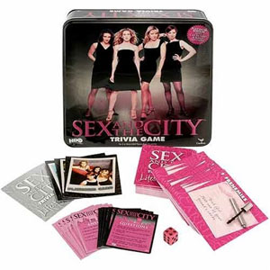 Buzz Gift Guide: All SATC, All the Time
